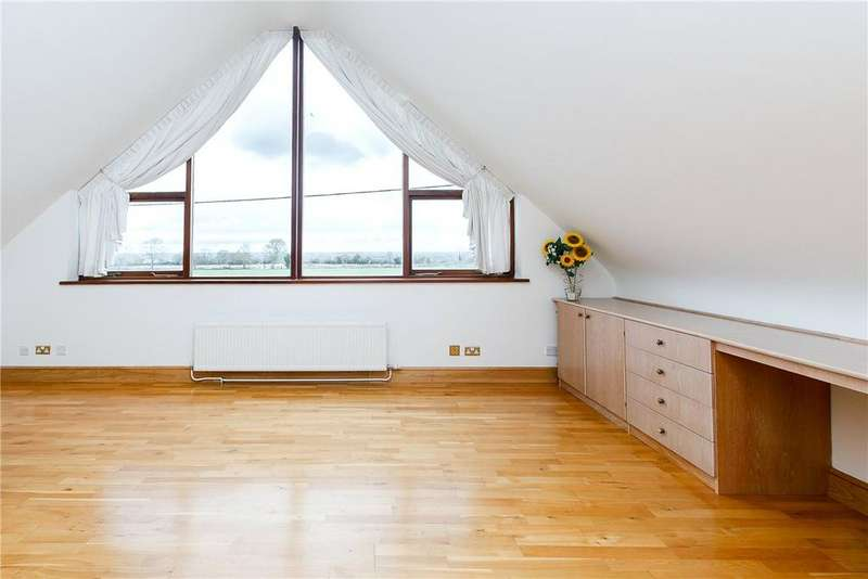 4 Bedrooms Detached House for sale in Woodperry Road, Beckley, Oxford, OX3