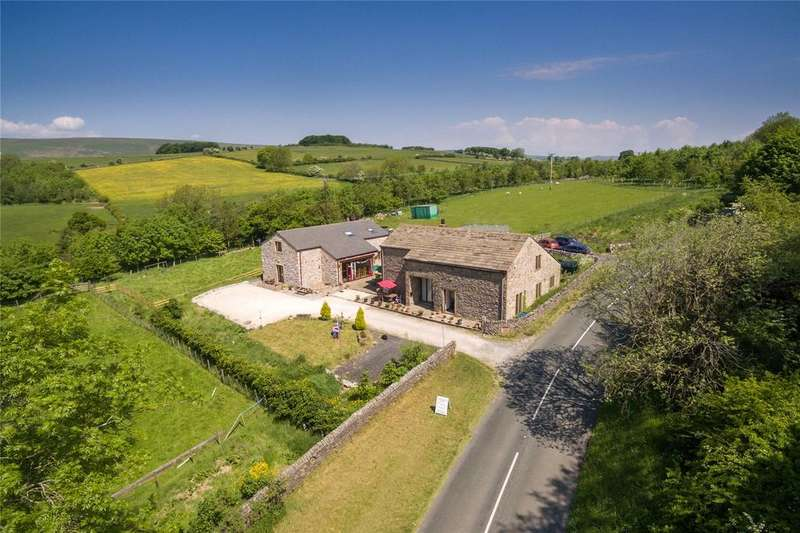 8 Bedrooms Detached House for sale in Newton-in-Bowland, Clitheroe, Lancashire, BB7