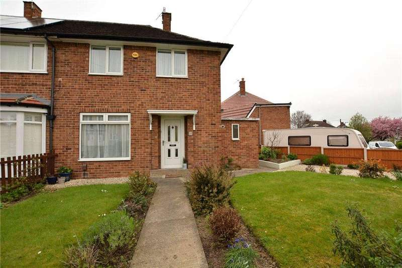 2 Bedrooms Terraced House for sale in Fillingfir Road, West Park, Leeds