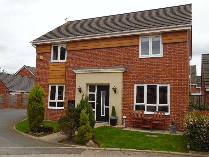 4 Bedrooms Detached House for sale in Belvoir Close, Washington