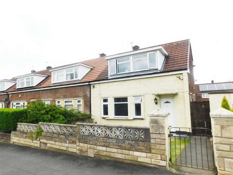 2 Bedrooms Property for sale in Foliage Crescent, Brinnington, Stockport