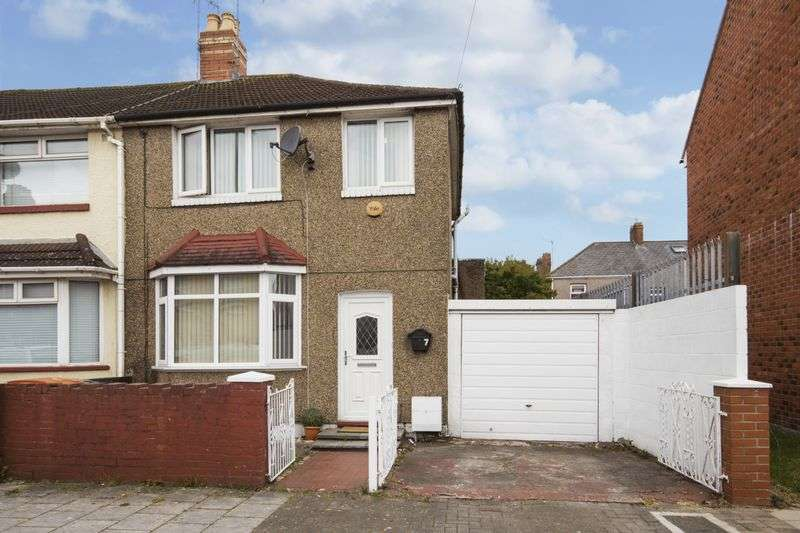 3 Bedrooms Terraced House for sale in Bilston Street, Newport