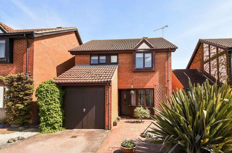 3 Bedrooms Detached House for sale in Alexander Close, Abingdon