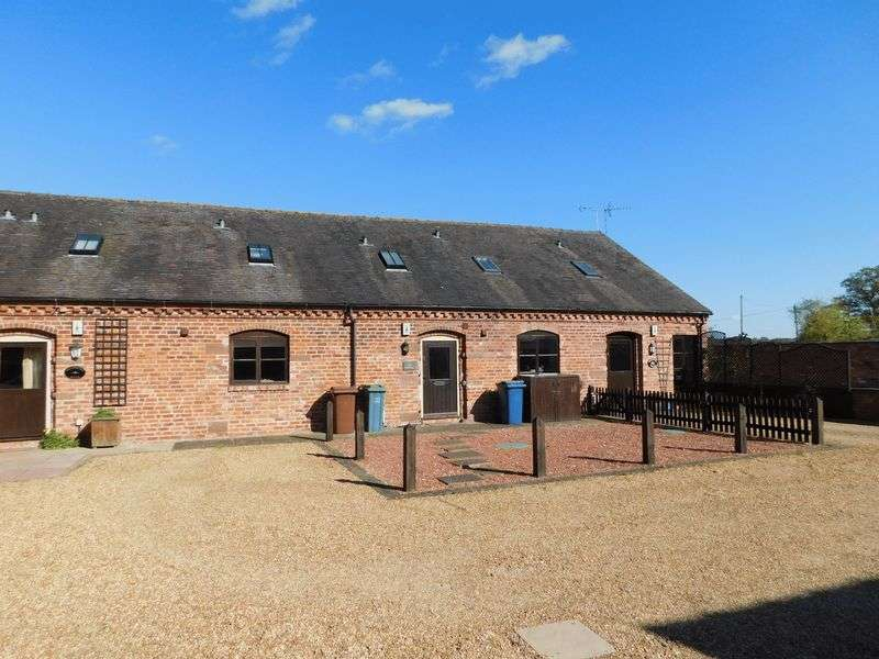 3 Bedrooms Terraced House for sale in Radmore Lane, Gnosall, Stafford