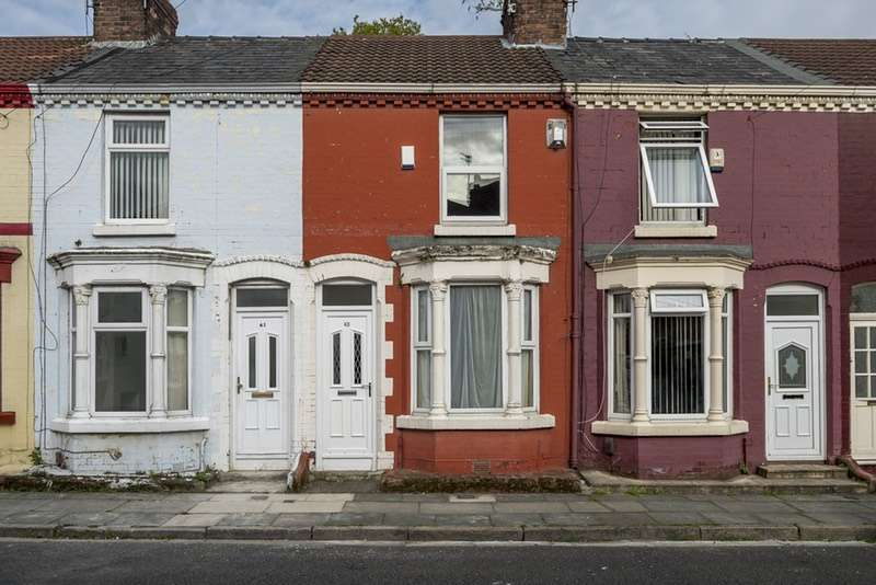 2 Bedrooms Terraced House for sale in Strathcona Road, Liverpool, Merseyside, L15