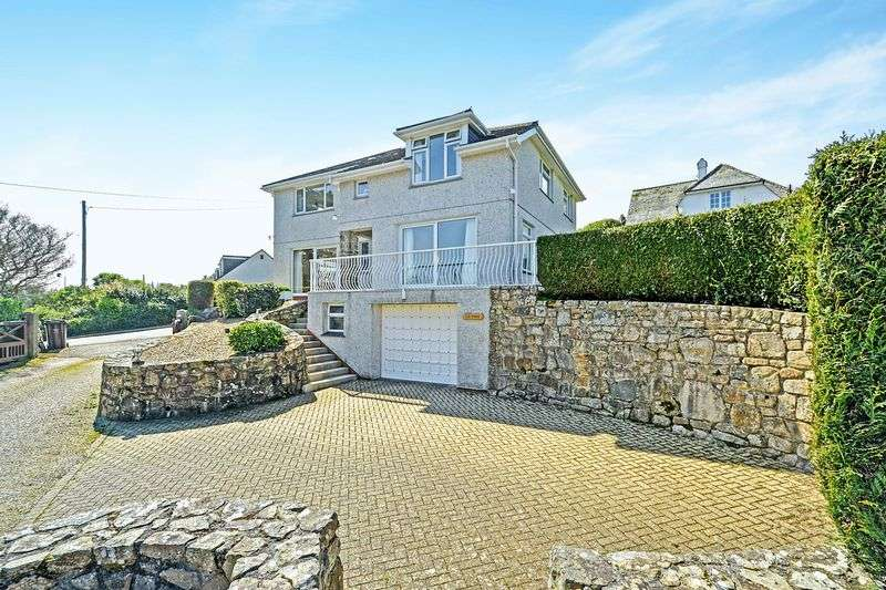 3 Bedrooms Detached House for sale in Pannier Lane, St. Ives