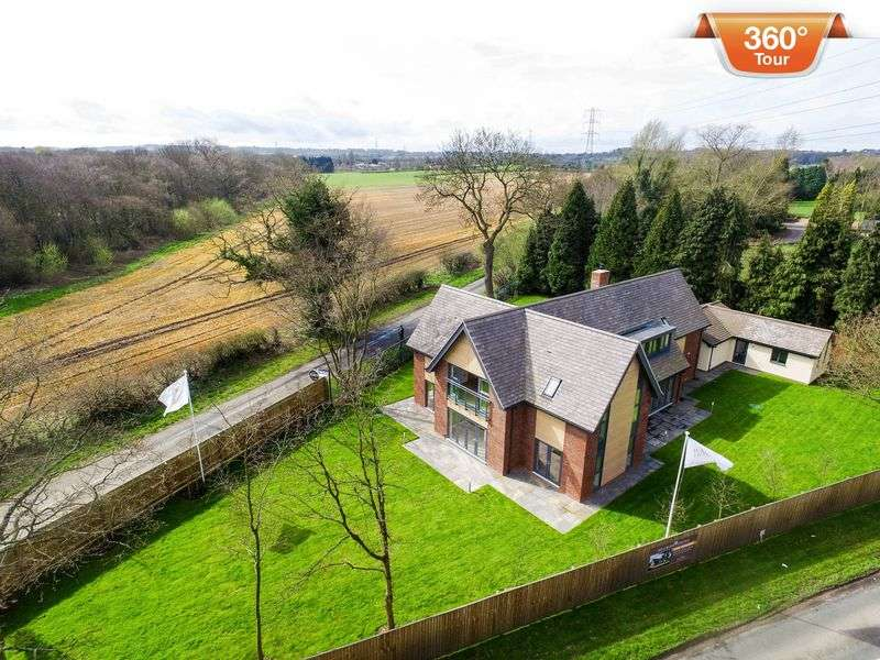 5 Bedrooms Detached House for sale in Mullberry Grove, Mill Lane, Little Aston