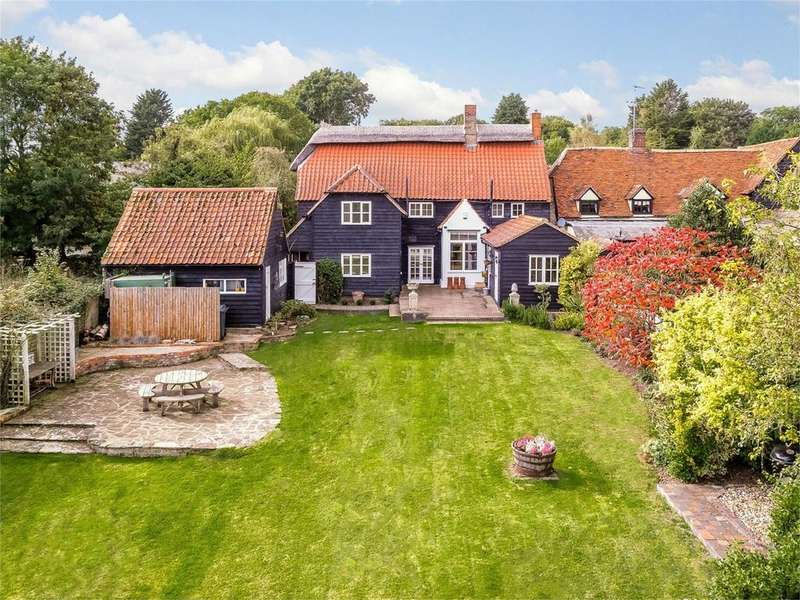4 Bedrooms Detached House for sale in Elm Cottage, Hare Street,, Buntingford