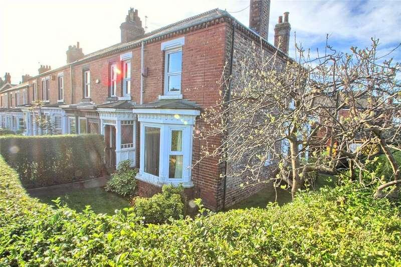 4 Bedrooms End Of Terrace House for sale in Hartburn Lane, Hartburn