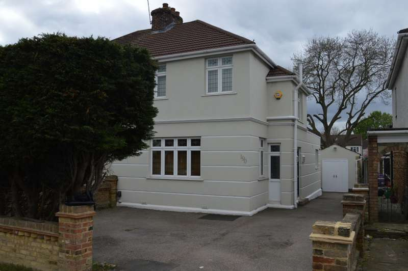 3 Bedrooms Semi Detached House for sale in Southend Arterial Road, Hornchurch