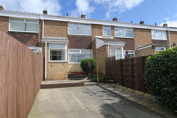 2 Bedrooms Terraced House for sale in Highfield Road, South Shields