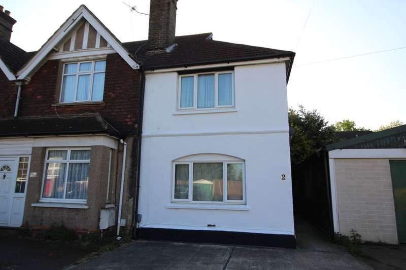 2 Bedrooms Property for sale in West View Road, SWANLEY, BR8
