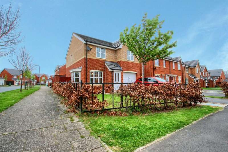 3 Bedrooms Detached House for sale in Shetland Avenue, Thornaby
