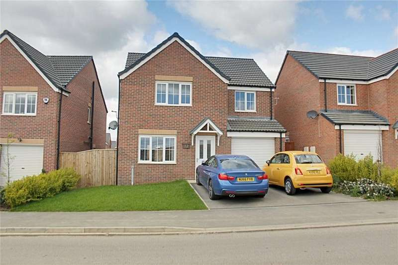 4 Bedrooms Detached House for sale in Pennydarren Way, Ingleby Barwick
