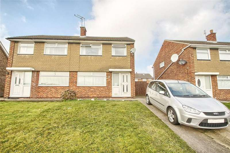 3 Bedrooms Semi Detached House for sale in Marske Lane, Bishopsgarth