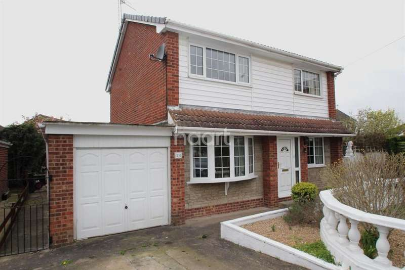 4 Bedrooms Detached House for sale in Sawston Close Balby
