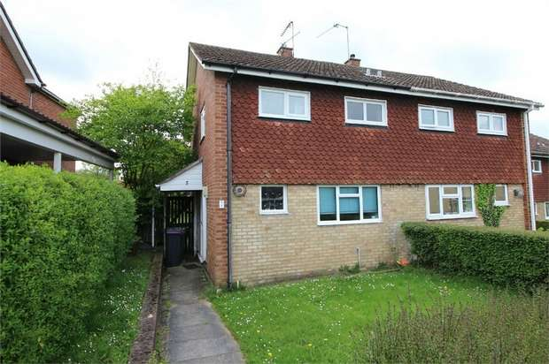 2 Bedrooms Semi Detached House for sale in Narberth Crescent, Llanyravon, CWMBRAN, Torfaen