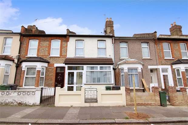 2 Bedrooms Terraced House for sale in Chatham Road, Walthamstow, London