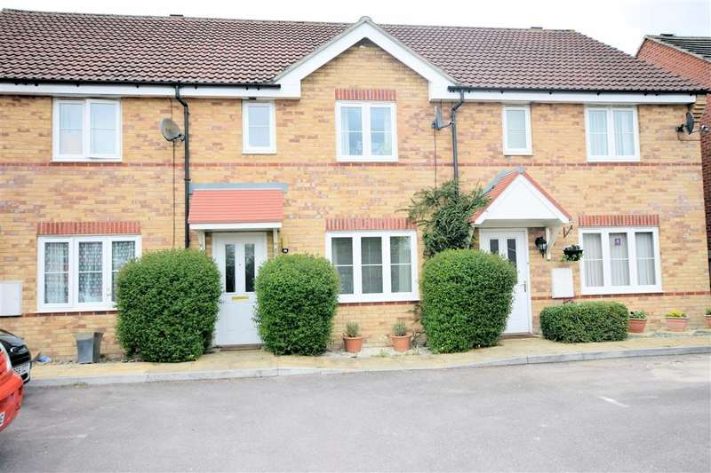 3 Bedrooms Terraced House for sale in Deardon Way, Shinfield, Reading, RG2