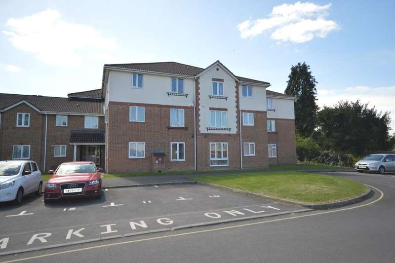 2 Bedrooms Flat for sale in Garden Close, Andover, SP10