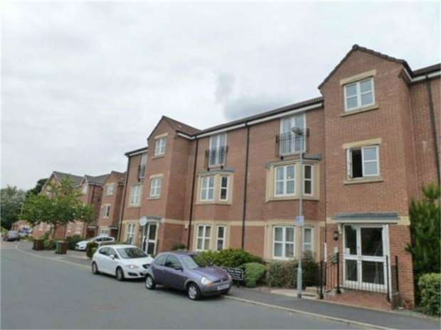 2 Bedrooms Flat for sale in Royal Troon Drive, Wakefield, West Yorkshire