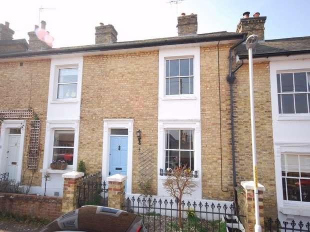3 Bedrooms Terraced House for sale in Cedar Terrace Road, SEVENOAKS, Kent