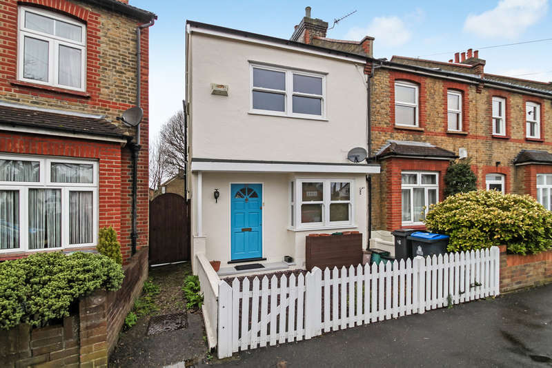 2 Bedrooms End Of Terrace House for sale in Lenelby Road, Surbiton