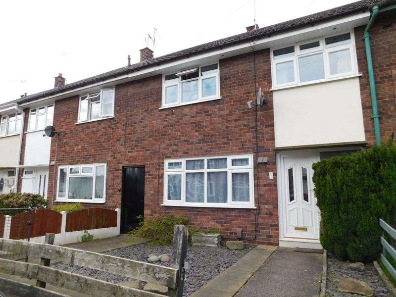 3 Bedrooms Terraced House for sale in Friar Street, Stafford