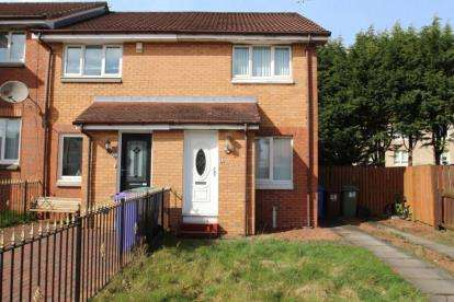 2 Bedrooms Terraced House for sale in Foresthall Drive, Springburn