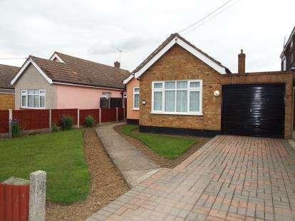 3 Bedrooms Bungalow for sale in Hullbridge, Hockley, Essex