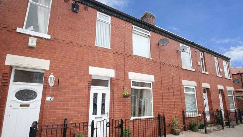 3 Bedrooms Terraced House for sale in Nepaul Road, Blackley, Manchester M9 4EA
