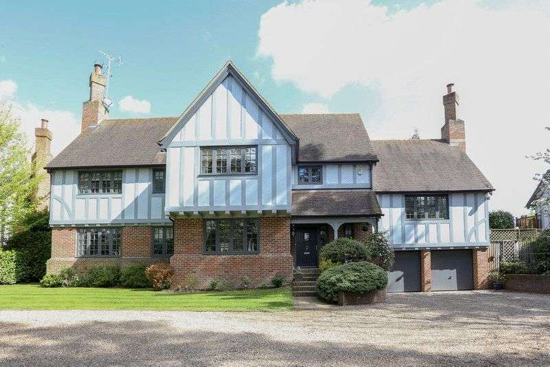 5 Bedrooms Detached House for sale in Ingatestone Road, Stock Village
