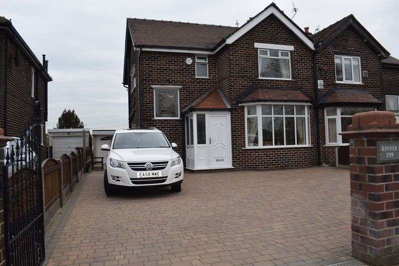 3 Bedrooms Semi Detached House for sale in Middleton Road, Heywood