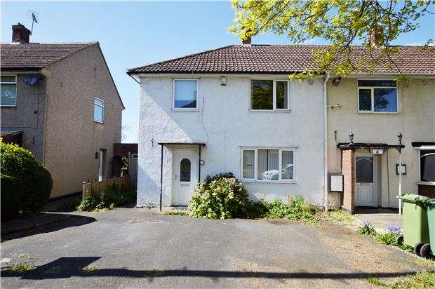 3 Bedrooms End Of Terrace House for sale in Welch Road, CHELTENHAM, Gloucestershire, GL51 0DZ