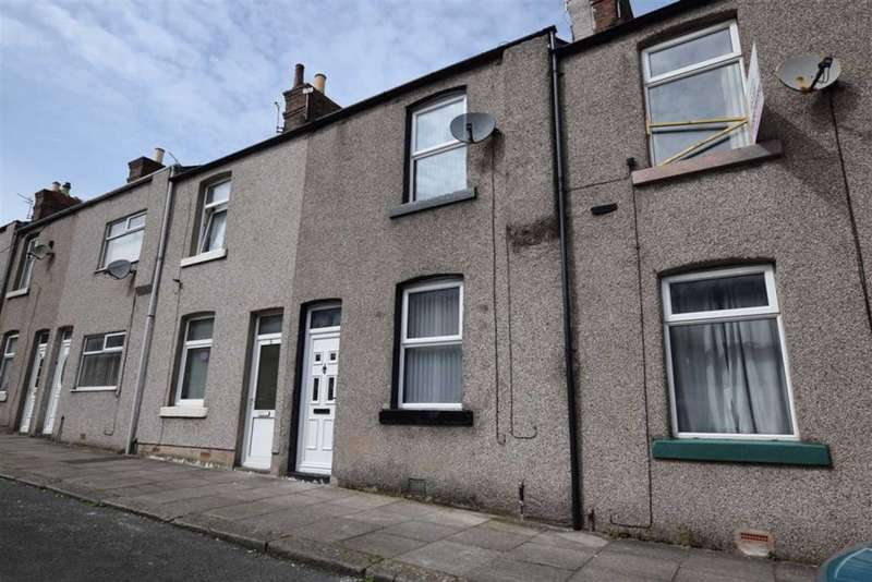 2 Bedrooms Terraced House for sale in Aberdeen Street, Barrow In Furness, Cumbria
