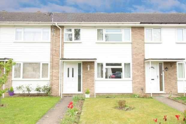 3 Bedrooms Terraced House for sale in Edinburgh Avenue, Cambridge, Cambridgeshire, CB22 3DW