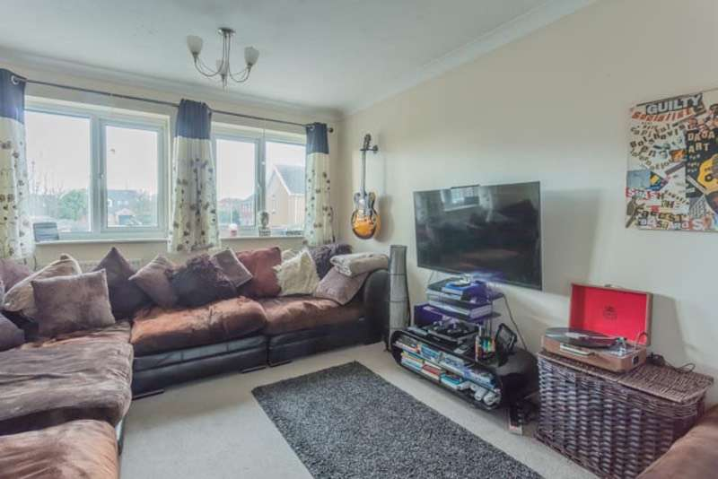 2 Bedrooms End Of Terrace House for sale in Barberry Way, Rotherham, South Yorkshire, S65