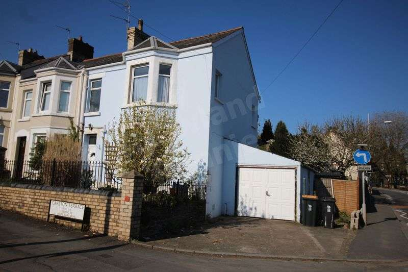 3 Bedrooms House for sale in Carlton Terrace, Caerleon, Newport