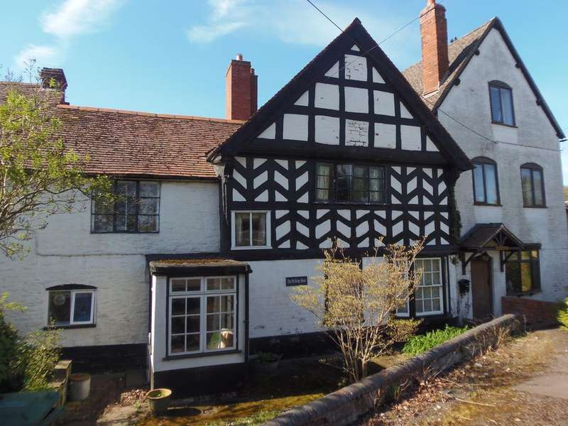 3 Bedrooms Unique Property for sale in The Old Bridge House, 26 Linton Lane, Bromyard, HR7