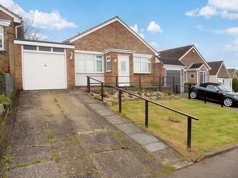 3 Bedrooms Semi Detached Bungalow for sale in Staveley Road, Dunstable