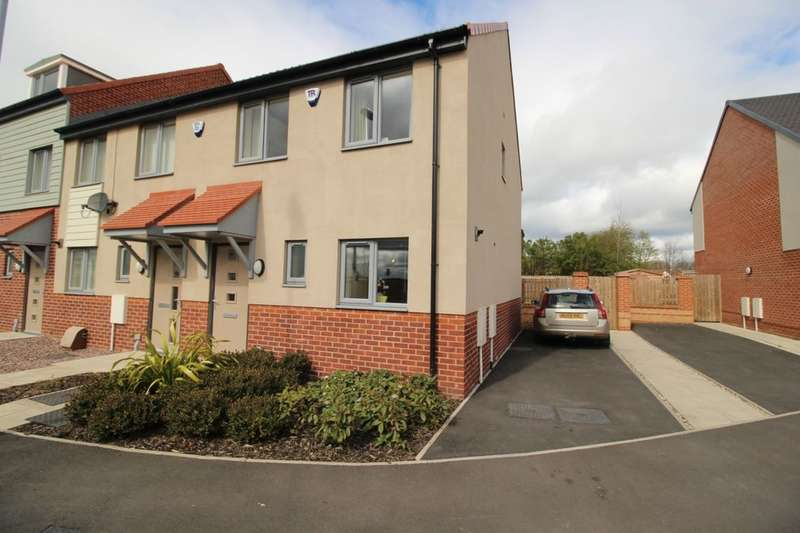 3 Bedrooms Property for sale in Water Lily Drive, Darlington, DL1