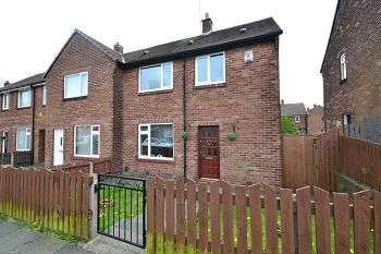 3 Bedrooms Terraced House for sale in Kitt Green Road, Wigan