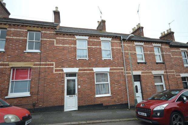 2 Bedrooms Terraced House for sale in May Street, Mount Pleasant, Exeter