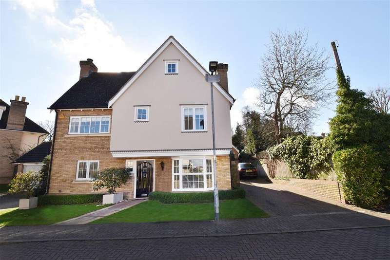 4 Bedrooms Detached House for sale in Etheldore Avenue, Hockley
