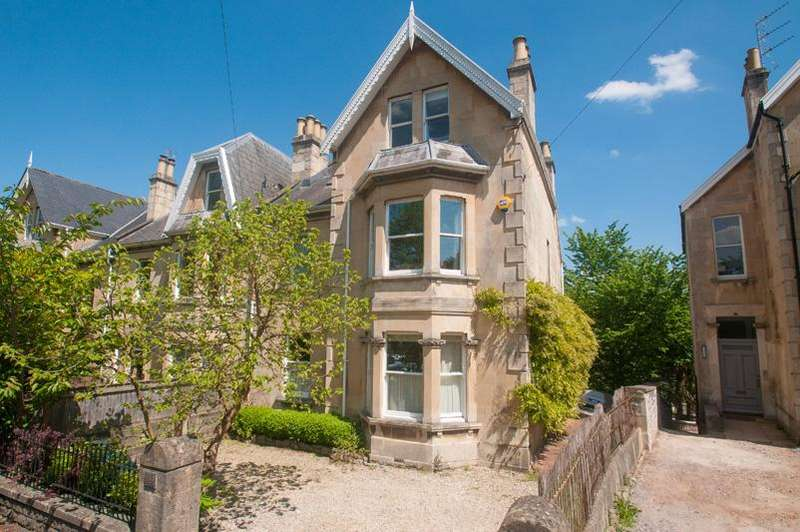 6 Bedrooms Semi Detached House for sale in Combe Park, Bath ba1