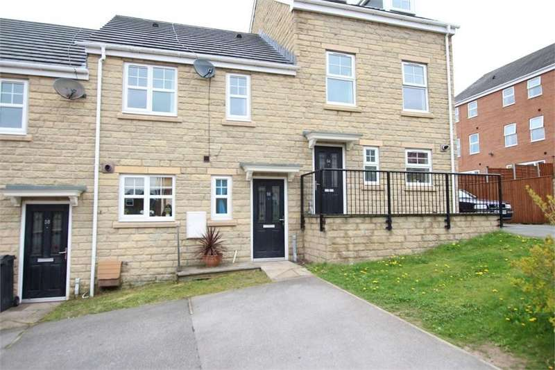 3 Bedrooms Terraced House for sale in Redberry Avenue, HECKMONDWIKE, West Yorkshire