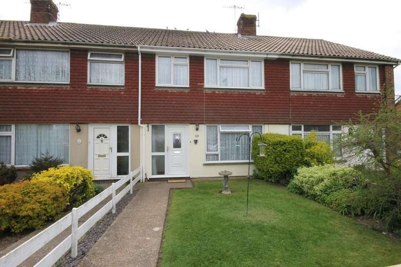 3 Bedrooms Terraced House for sale in St. Giles Close, Shoreham-by-Sea