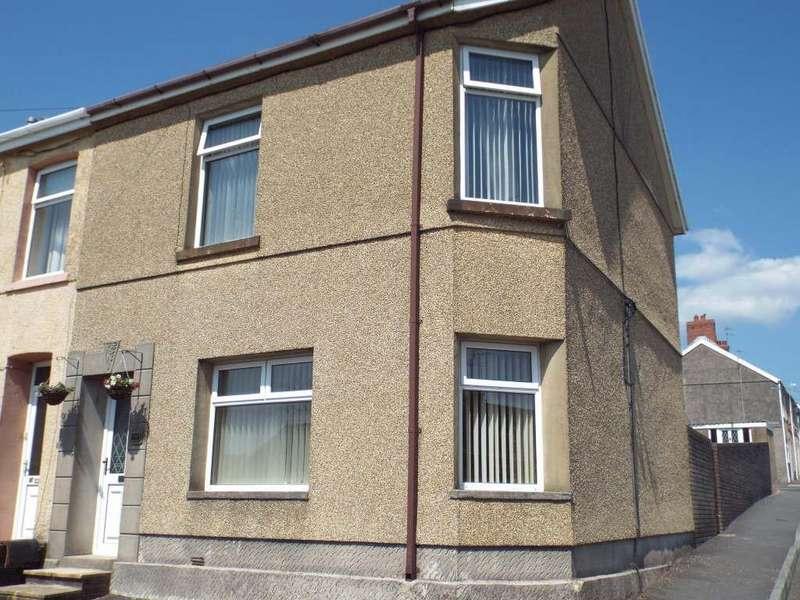 3 Bedrooms Semi Detached House for sale in Heol Y Pentre, Ponthenri, Ponthenri, Carmarthenshire
