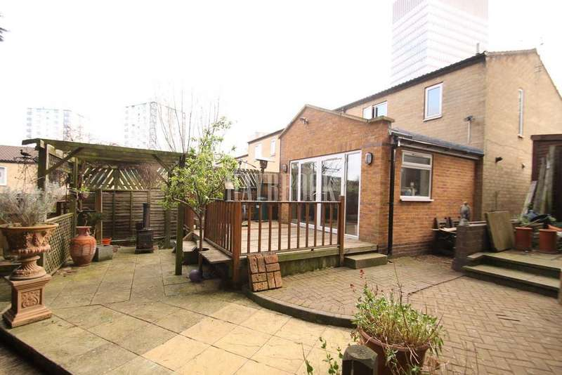 3 Bedrooms End Of Terrace House for sale in Yardley Square