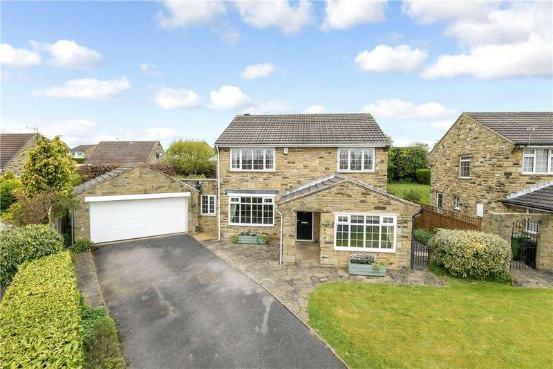4 Bedrooms Detached House for sale in Ennerdale Close, Wetherby